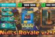 Обновление Null's Royale v.2.7 - Новая карта, интерфейс и многое другое