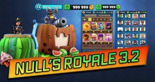 Обновление Null's Royale 3.2.0 с 12 сезоном